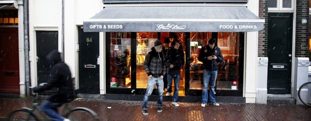 Coffeeshops Komen Met Alternatief Voor Wietexperiment