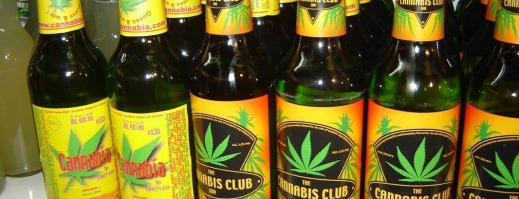 Wordt Alcoholvrij Bier Met Cannabis De Hype Van 2019?
