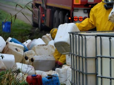 2019-01-13 Drug Dumps In Outer Territory Schering And Impact