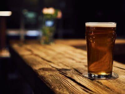 2019-01-21-Nem fehér sör, De Weed sör