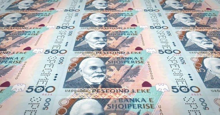 Stopu albanske valute pokreće novac od droge