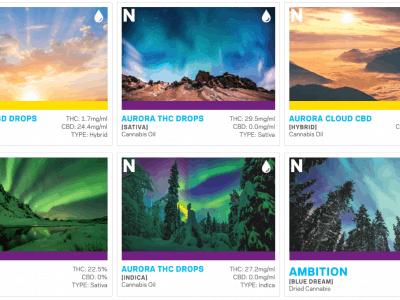 Aurora Cannabis Verscheept De Eerste Commerciële Export Naar Het Verenigd Koninkrijk Volgens Nieuwe Regels