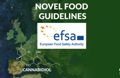 CBD Producten Uit De Schappen? Novel Food Guidelines Cannabidiol