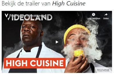2019-04-03-High Cuisine: Topkoks Tucker En Joseph Koken Met Cannabis Op Videoland