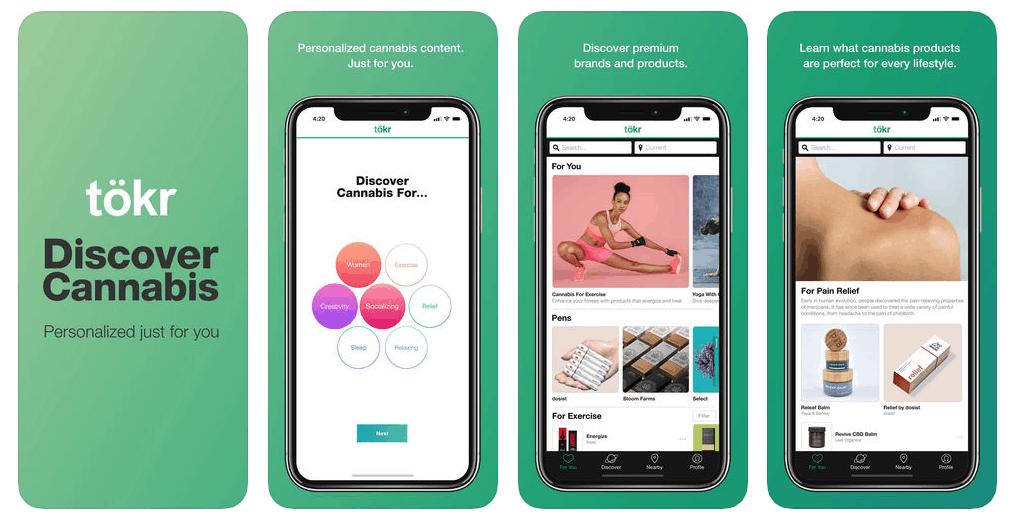 Preuzmite tökr aplikaciju za vaš Android ili iPhone smartphone!