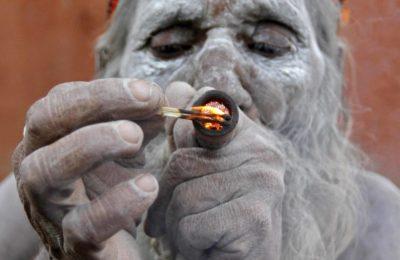 De Stad Delhi In India Is De Derde Grootste Verbruiker Van Cannabis In De Wereld, Zo Blijkt
