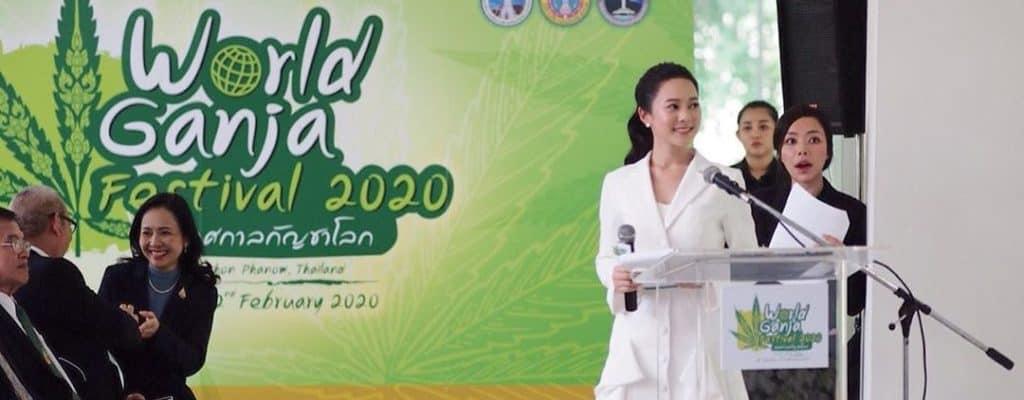 Thailand Organiseert Het Eerste Ganja-festival Ter Wereld In Februari 2020. Maar Het Is Geen Feest.