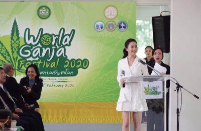Ang Thailand nag-organisar sa una nga Ganja festival sa kalibutan. Apan Dili Kini Usa ka Partido.