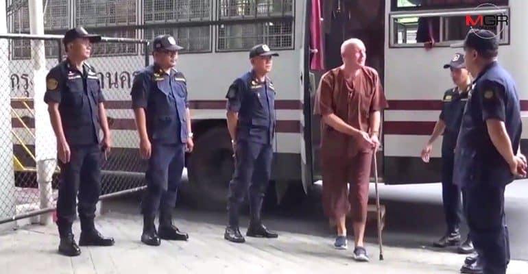 Ex-coffeeshophouder Van Laarhoven Terug In Nederland Na Slopend Thais Gevangenschap
