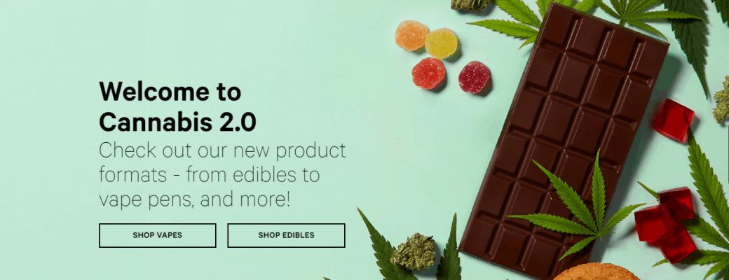 De Cannabis Store In Ontario Verkoopt Binnen Enkele Uren Edibles Uit