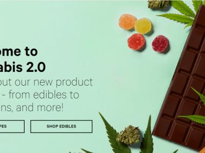 2020-01-18-Ang Tindahan sa Cannabis Sa Ontario Nagpamaligya Mga Edibles Sulod sa Mga Oras