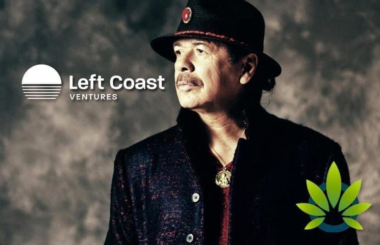Wereldbekende gitarist Carlos Santana begint zijn eigen wietsoort