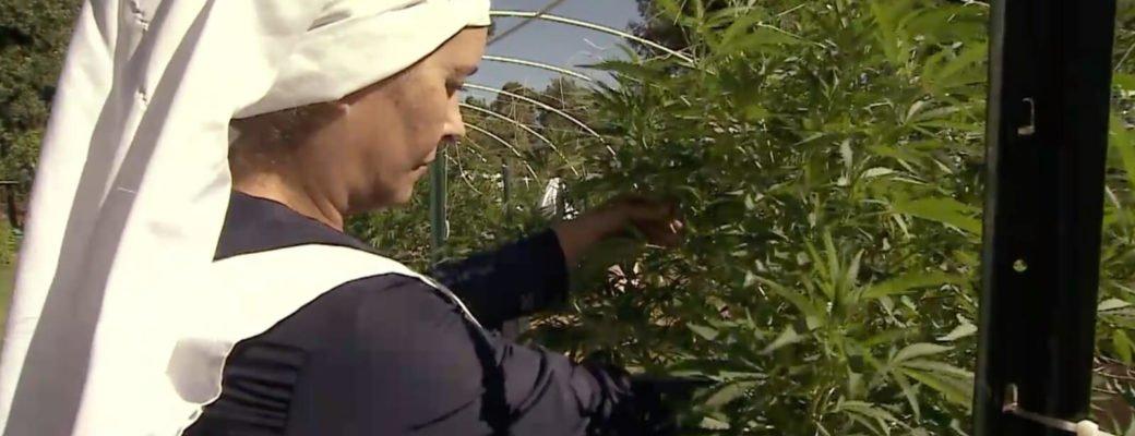 Wiet Nonnen Met Een Missie Om Te Genezen