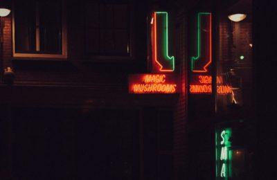 2020-06-06 - A Red Light Holland kanadai társaság pszichedelikus szarvasgomba mikrodóziscsomagokat mutat be a holland piacra