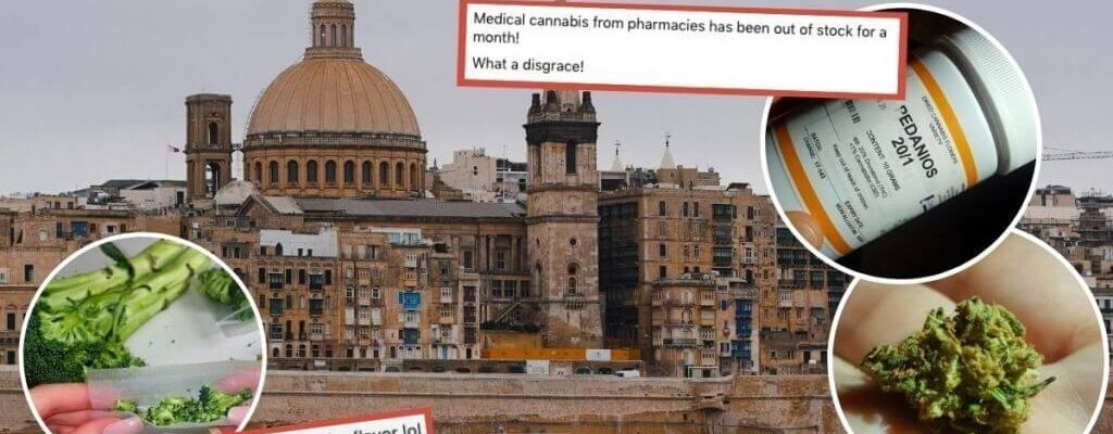 Maltese Medicinale Cannabis Gebruikers Radeloos: Malta Zit Officieel Nu Zonder Wiet.