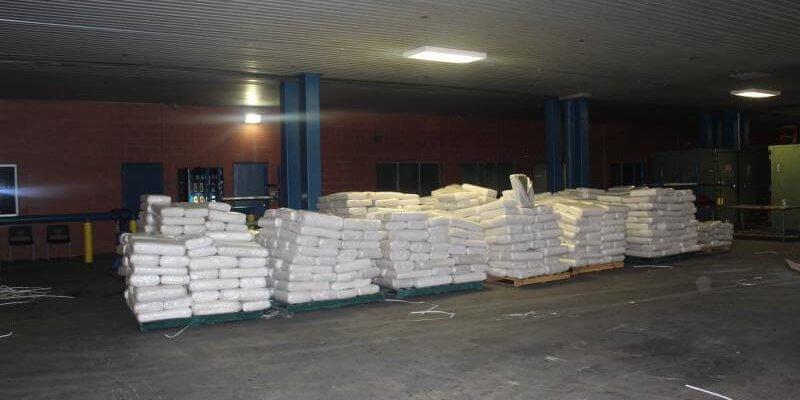 Holy Crap: Ang Pagkontrol sa Border Nakakita og Labi sa $ 2.5 Milyon nga Worth Of Weed In Toilets Dispatch