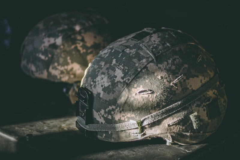 Cannabis voor veteranen: bij pijn en PTSD (https://unsplash.com/photos/IprD0z0zqss)