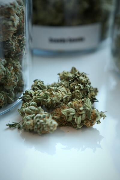 Nga gihimo nga labi ka dali maabut ang medikal nga cannabis sa Virginia