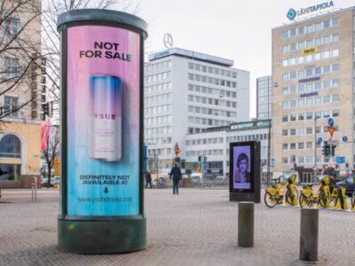 Hvorfor en finsk drikkevarefirma annoncerer sin CBD-drink som 'ikke til salg'
