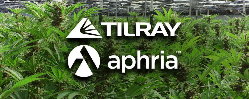 Fusie Van Tilray Inc. En Aphria Inc. Afgerond: 's Werelds Grootste Wietbedrijf Op Basis Van Omzet