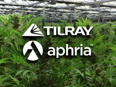 Tilray og Aphria fusion afsluttet: Opretter verdens største ukrudtsfirma baseret på indtægter