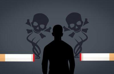 Nikotin táskák használatával hagyja abba a dohányzást