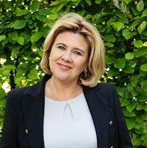 Olga van Harmelen, az Embrace Life Foundation alapítója