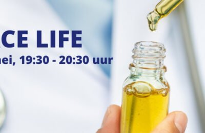 Livestream: Erasmus MC En Embrace Life Over Onderzoek Naar Het Effect Van Cannabisolie Op Hersentumoren
