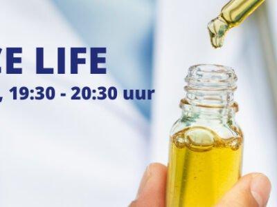 Livestream: Erasmus MC a obejměte život o výzkumu vlivu konopného oleje na mozkové nádory