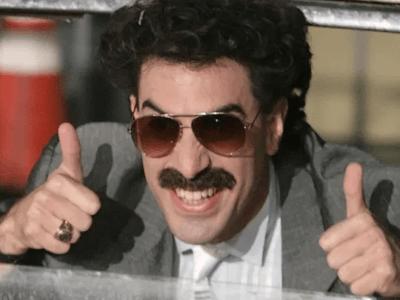 2021-07-15-Borat waxay dacwad ku soo oogtay Shirkadda Cannabis ee Mareykanka dacaayad ka badan Billboard