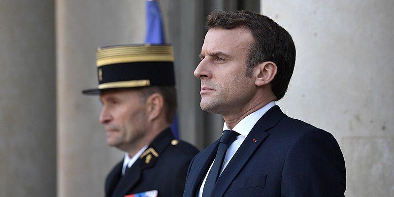 Macron wuxuu bilaabay Ololaha Madaxweynaha isagoo ballanqaaday wax ka qabashada daroogada Faransiiska
