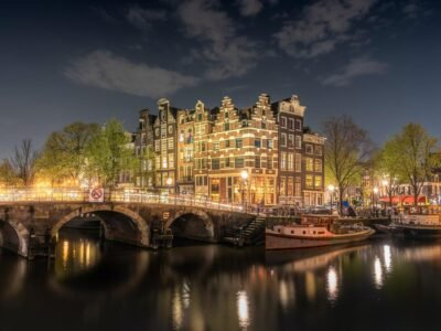Amsterdam Coffeeshops In The Trouble